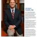 Orthopaedic shoulder, knee surgeon, Dr. Steven Chudik, featured in Chicago Magazine